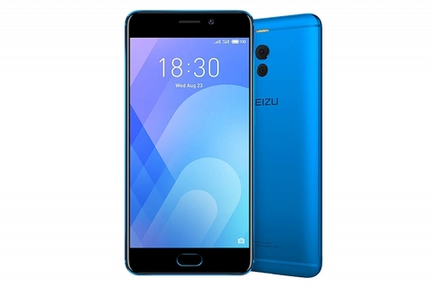 Meizu M6 Note (3-16Gb) Blue