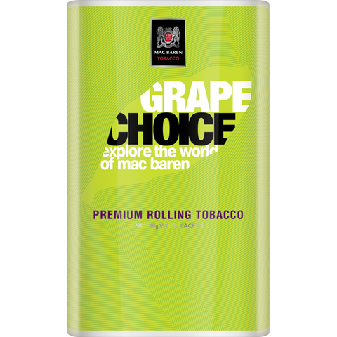 Табак для самокруток Mac Baren Grape Choice