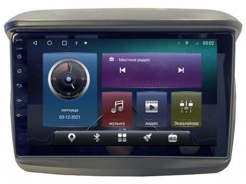 Магнитола для Mitsubishi Pajero Sport 2/L200 Android 10 4/64 IPS DSP модель CB-2171TS10