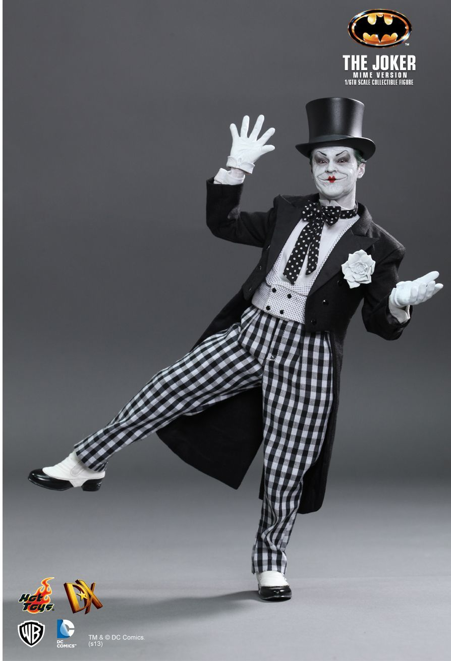 Batman - 1989 Joker Mime Version DX14