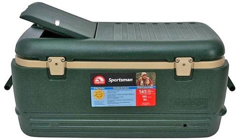 Изотермический контейнер (термобокс) Igloo Sportsman 100 GLIDE (термоконтейнер, 95 л.)