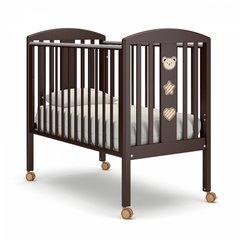 Кровать детская Дени люкс шоколад