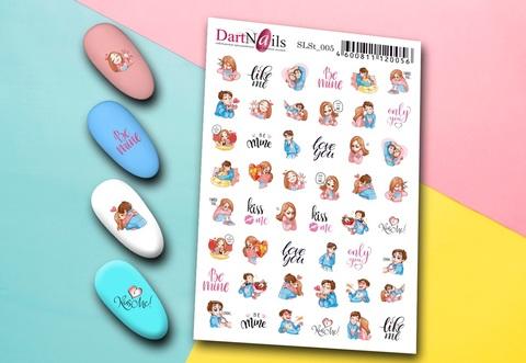 SL Stickers