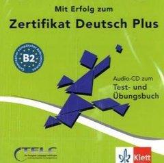 Mit Erfolg zu telc Deutsch B2, CD
