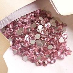 Стразы стекло,Розовый 1440 шт. ss5 (2 мм)