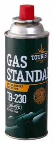 Баллон газовый Tourist TB-230