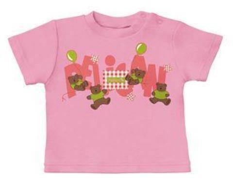 ST326 рубашечка детская с короткими рукавами