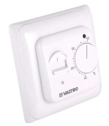 Valtec термостат комнатный 230 В с датчиком температуры пола (VT.AC602.0.0)