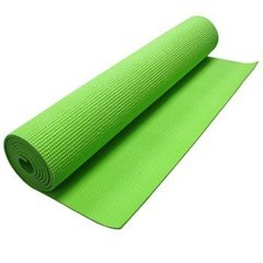 Yoqa xalçası \ Yoga Mat \ Коврик для йоги green 4 mm 61 x 173 sm