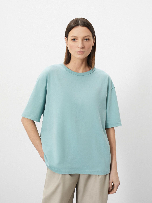 Удлинённая футболка Billie