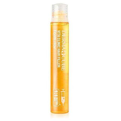 FarmStay Филлер для волос витаминизирующий - Derma сube vita clinic hair filler