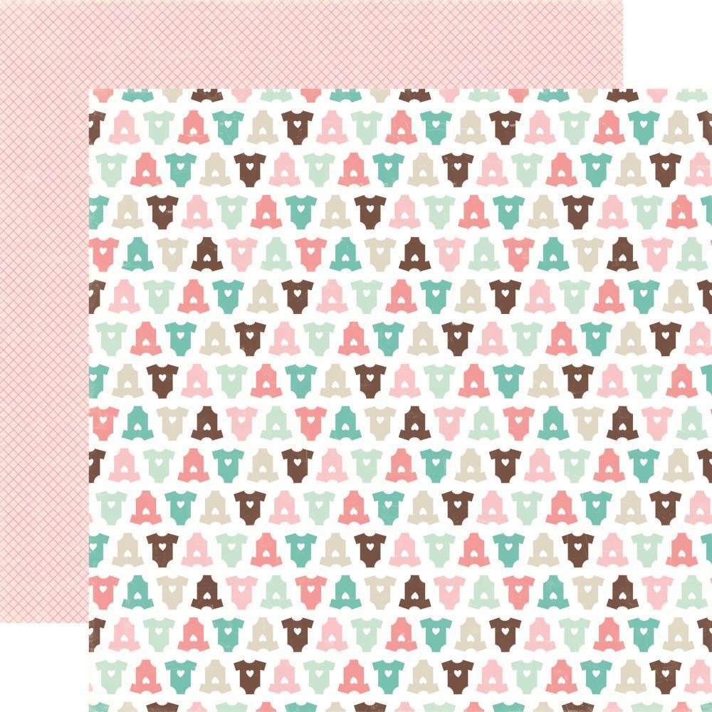 Лист двухсторонней бумаги 30x30см