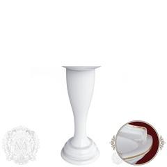Пьедестал для раковины Migliore Milady ML.MLD-25.717.D2 тонкий, декор золото