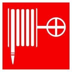 F02 Знак пожарной безопасности «Пожарный кран»