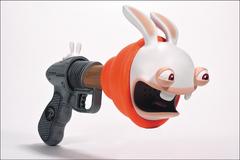 Бешеные кролики игрушка Бластер Звуковой