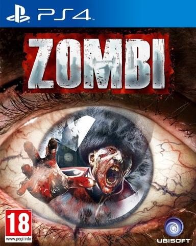 Zombie (PS4, русские субтитры)