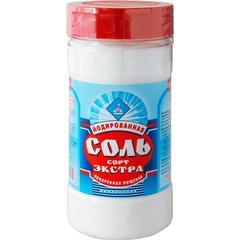 Соль экстра йодированная 500 г