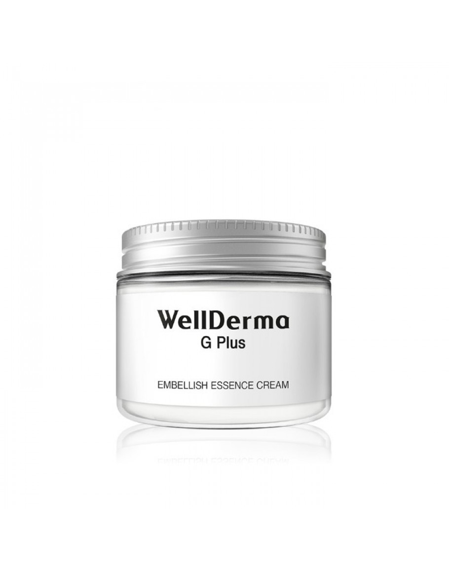 Кремы для лица Крем для лица увлажнение WELLDERMA  G Plus Embellish Essence Cream 50 мл w29-910x1155.jpg