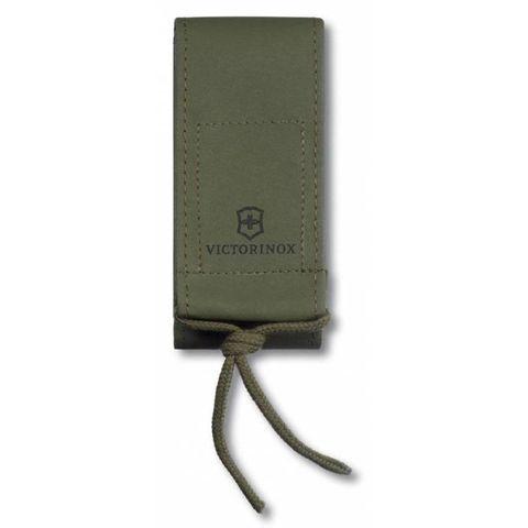 Чехол Victorinox (4.0822.4) для 111мм 1-3 ур и SwissTool Spirit 105мм кожзам зеленый