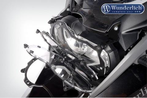 Защита фары BMW R1200 GS/GSA LC, прозрачная