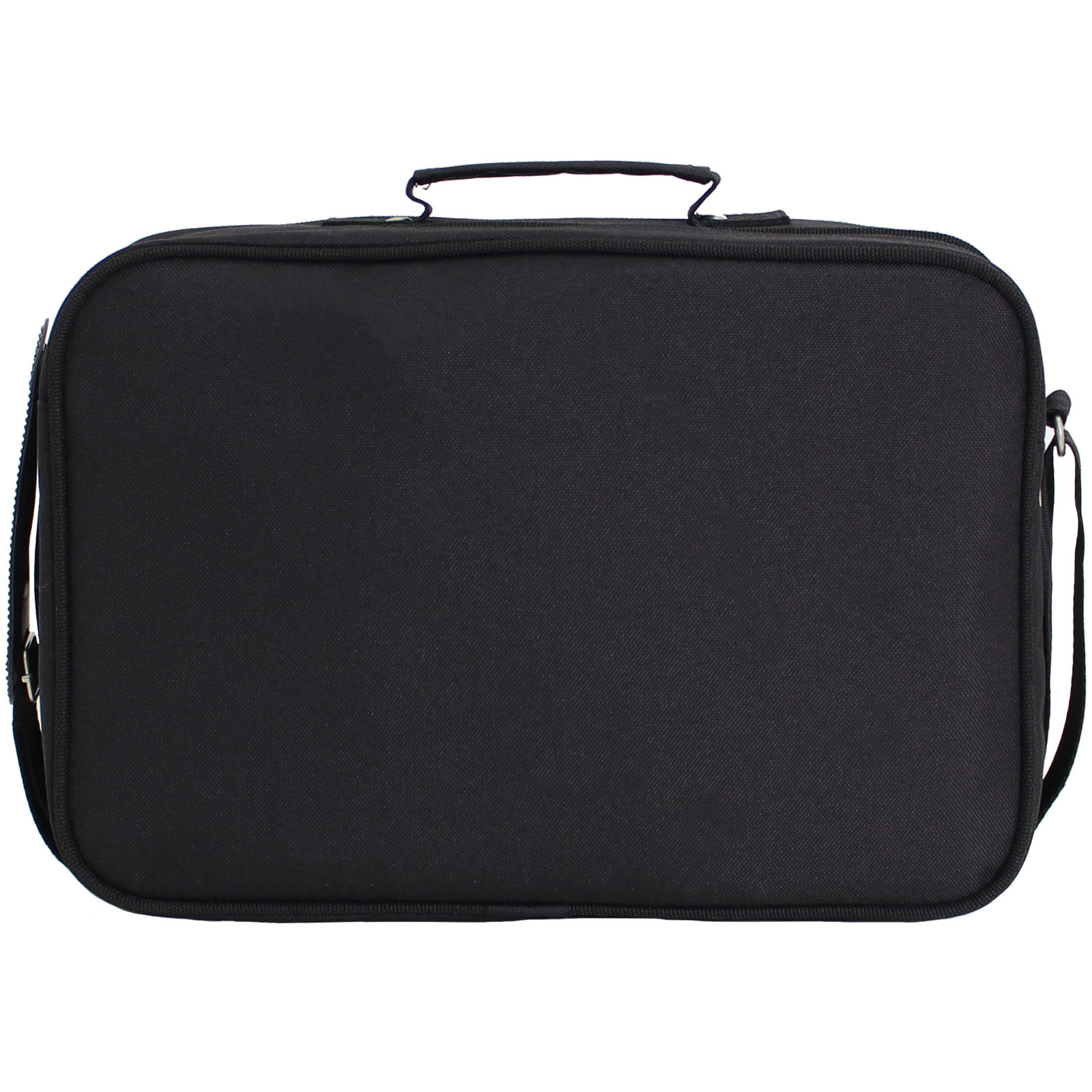 Мужская сумка Bagland Mr.Black 11 л. Чёрный (0026466)