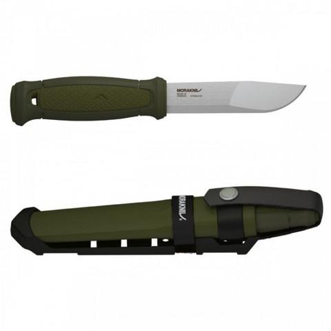 Нож Morakniv Kansbol, нержавеющая сталь, крепление Multi-Mount, 12645