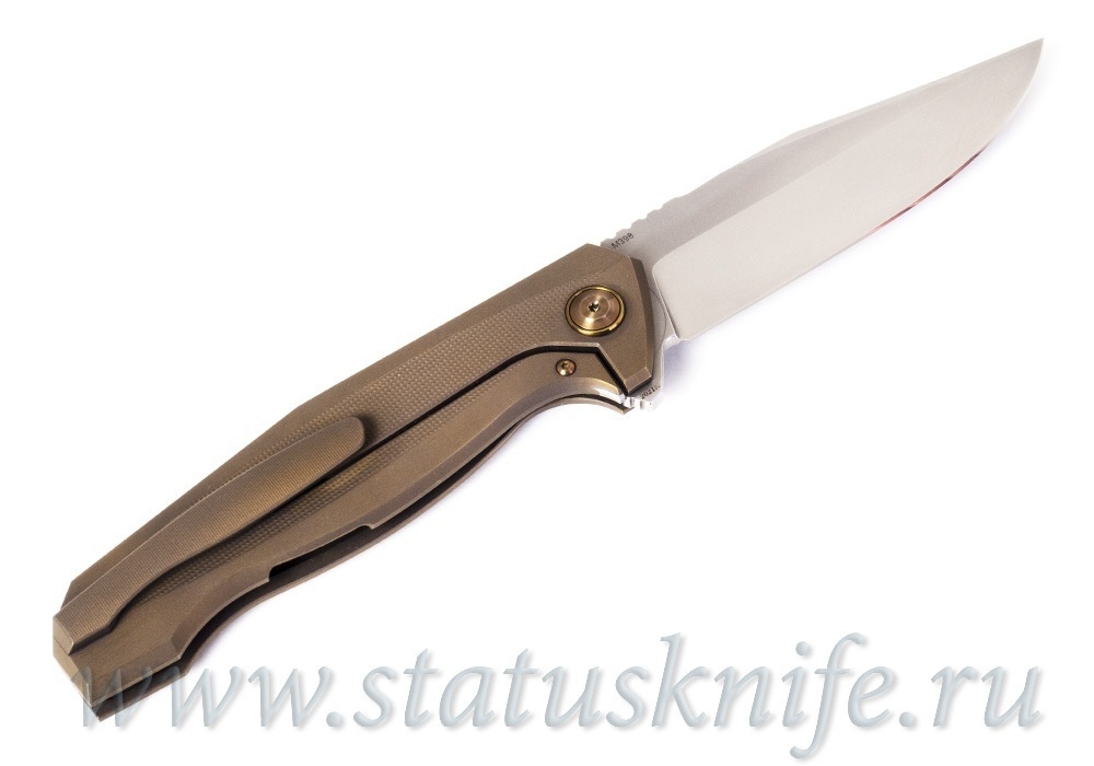 Нож Чебуркова Медведь Limited M398 #55 - фотография