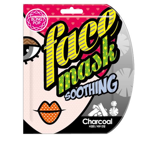 Тканевая маска Bling Pop с экстрактом бамбука 25 мл