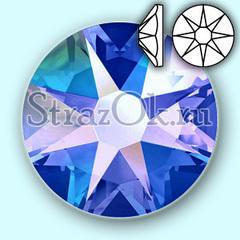 Купить стразы холодной фиксации Xirius 8+8 Sapphire AB