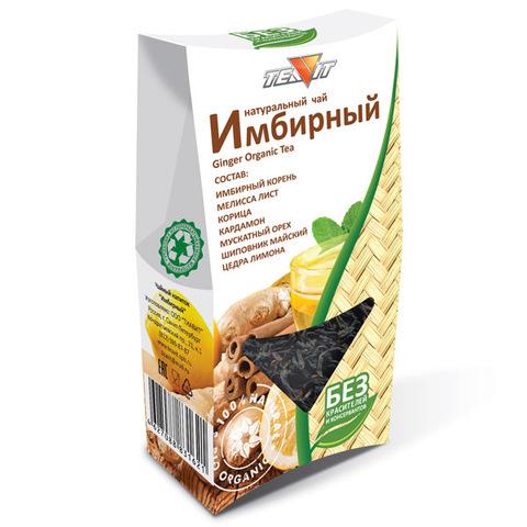 Чай напиток Имбирный, 50 гр. (Тиавит)
