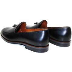 Кожаные туфли Ikoc BlacK-1