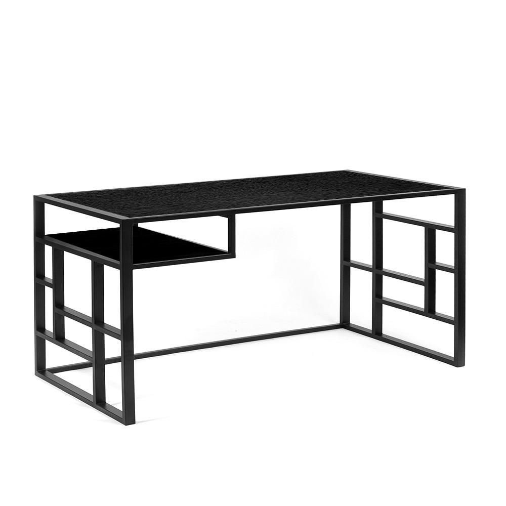 Рабочий стол Millenium lite black - вид 6
