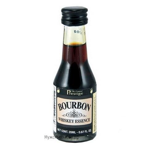Эссенция Prestige Bourbon whisky, 20 мл на 750 мл