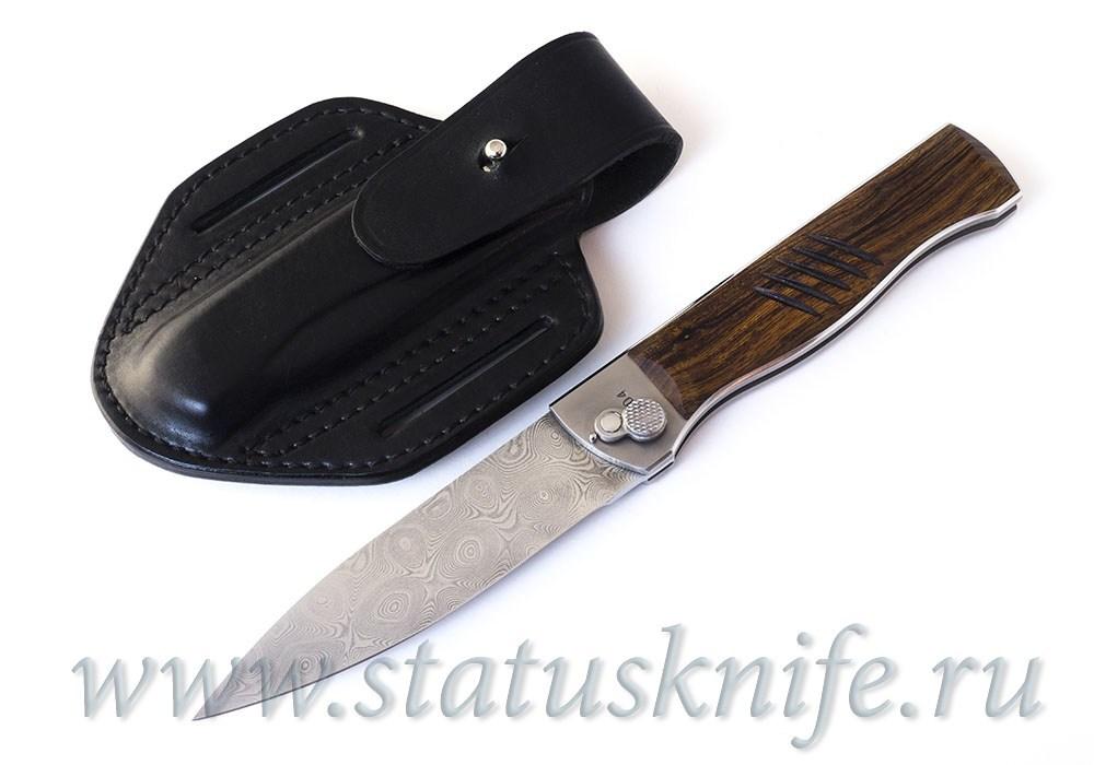 Нож Уракова А.И. Фактор Уверенности С - фотография