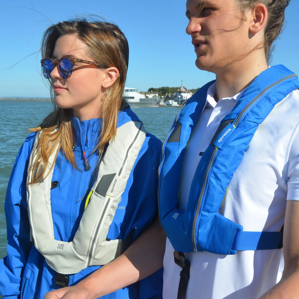 Deckvest Lite & Lite+ inflatable lifejacket