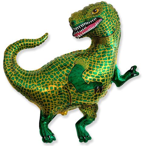 Фольгированный шар Тирранозавр