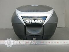 Кофр SHAD задний SH34 карбон