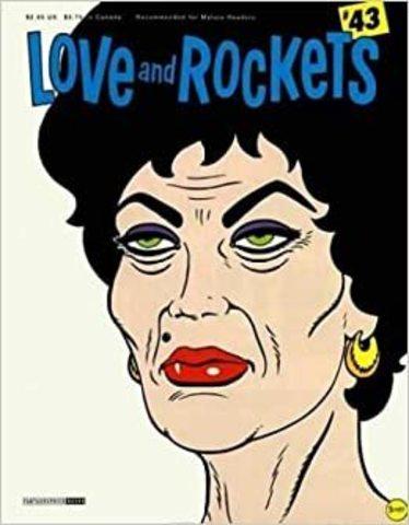 Love and Rockets Comics #43