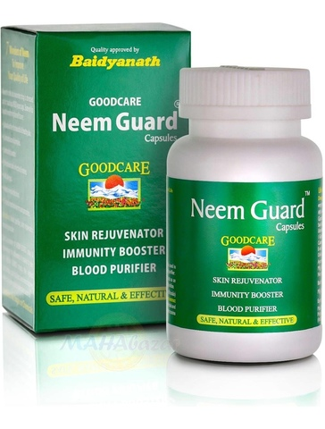 Neem Guard, 60 кап Baidyanath (Индия)