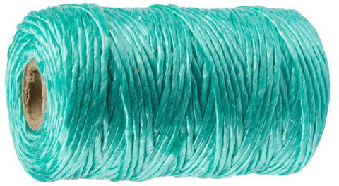 Шпагат ЗУБР многоцелевой полипропиленовый, зеленый, d=1,8 мм, 110 м, 50 кгс, 1,2 ктекс