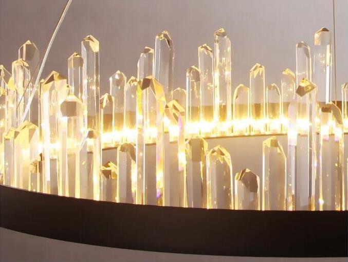 Подвесной светильник копия Prometheus II by Christopher Boots D80