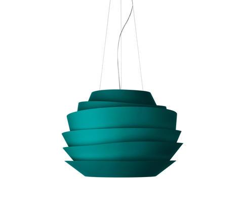Подвесной светильник копия Le Soleil by Foscarini (аквамарин)