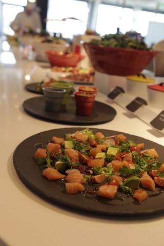 Фарфоровая обеденная тарелка 28.5 см, черная, артикул 641316, серия Basalt