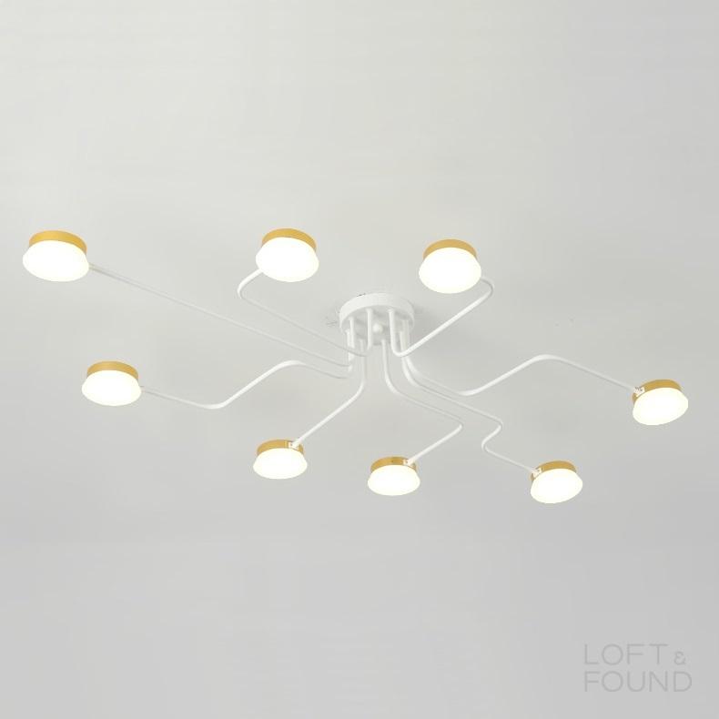 Потолочный светильник Scheme Led