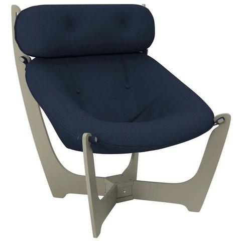 Кресло для отдыха Комфорт Модель 11 серый ясень/Montana 600