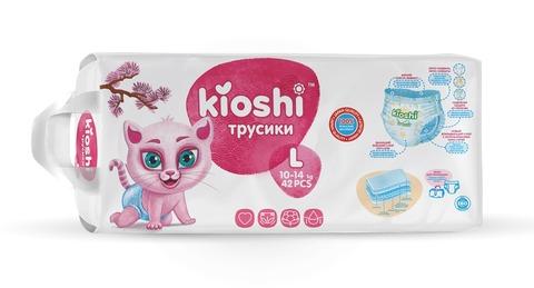 Трусики Kioshi,  10-14 кг (L)