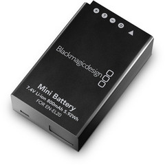 Батарея аккумуляторная Blackmagic Design Pocket Cinema Camera Battery 800мАч