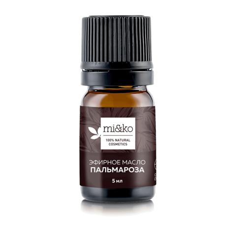 Эфирное масло Пальмароза 5 мл, органик (Mi&ko)