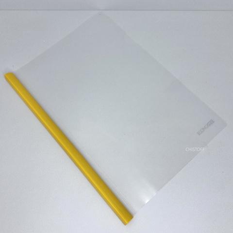 Папка А4 скоросшиватель с планкой на 90 листов