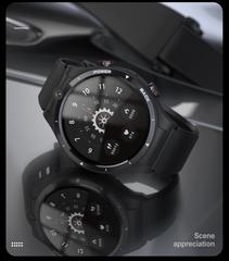 Смарт часы LEMFO LEM15 (4+128 Гб), power bank в комплекте